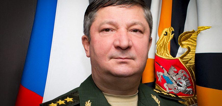Замглавы Генштаба ВС РФ обвинен в хищении почти 6,7 млрд рублей