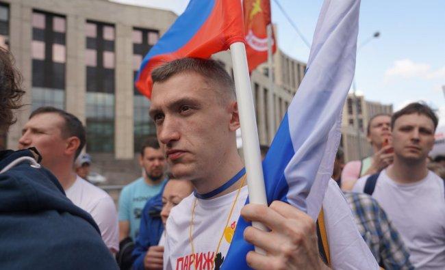 Путин поручил проверить законность приговора Константину Котову за участие в митингах