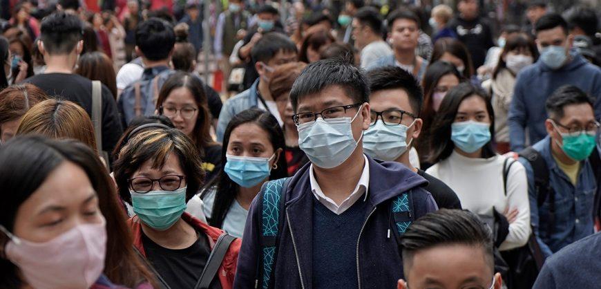 Общее число заболевших от коронавируса в Китае достигло 4515 человек