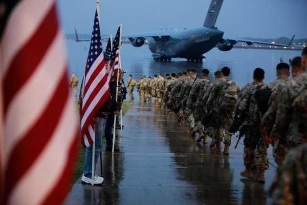 Трамп потребует от Ирака компенсацию в случае вывода американских войск из страны