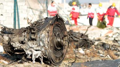 Пять стран потребовали от Ирана компенсации за сбитый украинский самолет