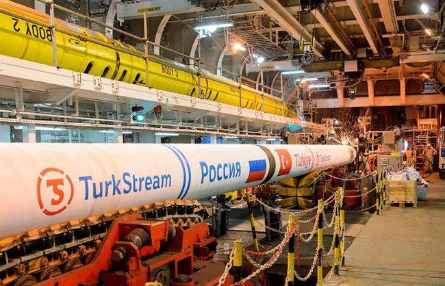 Украина ежегодно будет терять $450 млн прибыли из-за «Турецкого потока»