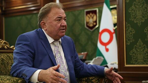 Глава Ингушетии отправил в отставку второе правительство за полгода