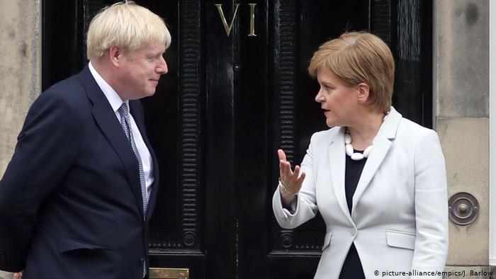 Великобритания отказала Шотландии в проведении референдума о независимости