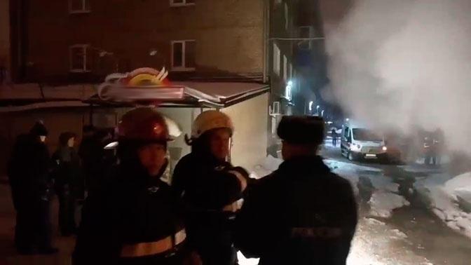 В Перми пять человек погибли при прорыве трубы с горячей водой в отеле