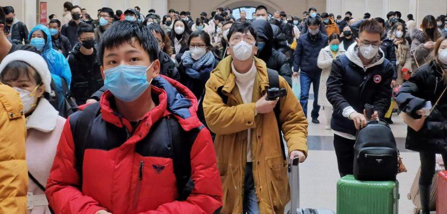 В Пекине отменены все праздничные мероприятия из-за распространения коронавируса