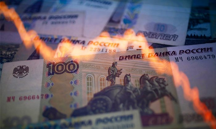 Эксперт предсказал падение рубля до 200 за доллар