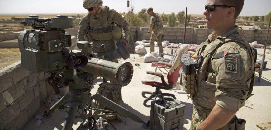 США не намерены выводить войска из Ирака