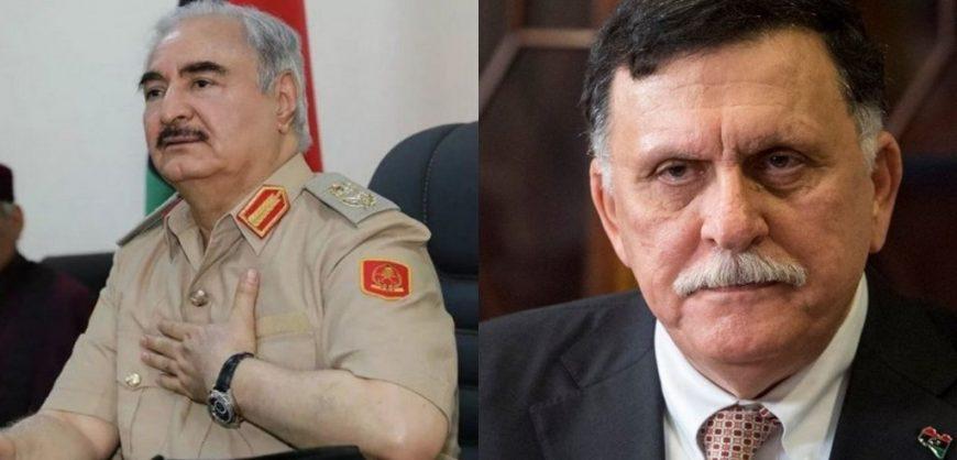 Переговоры по Ливии: Хафтар не подписал соглашения с Сараджем