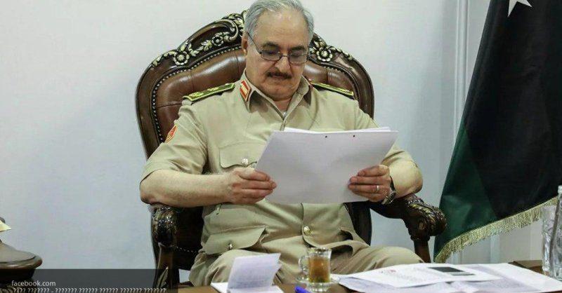 Хафтар покинул конференцию в Берлине, не подписав соглашения по перемирию