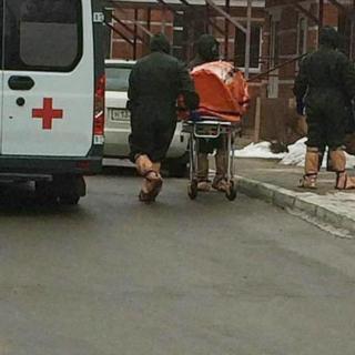 Госпитализированы двое россиян с подозрением на коронавирус