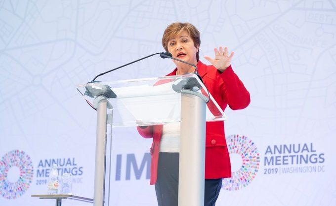 Глава МВФ заявила о риске новой Великой депрессии