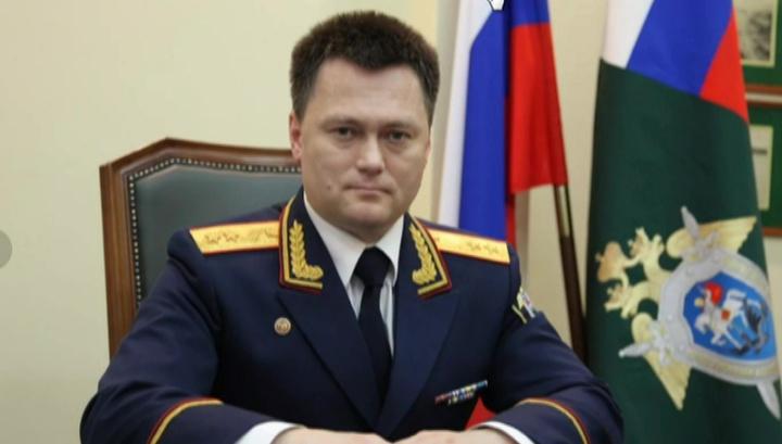 Путин внес кандидатуру Игоря Краснова на должность генпрокурора