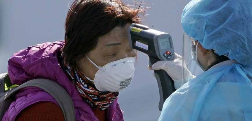 В Китае разработали эффективную вакцину от коронавируса