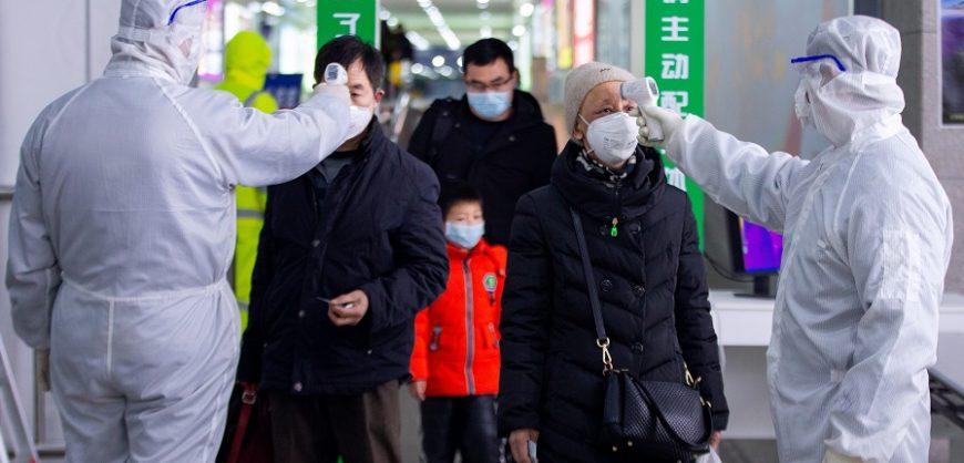 Количество зараженных коронавирусом в Китае выросло до 78 тысяч человек
