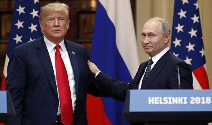 Разведка США предупредила Конгресс о вмешательстве России для переизбрания Трампа