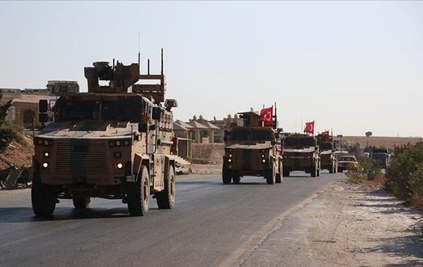 В Сирии погибли турецкие военные