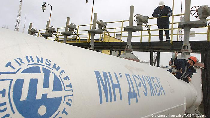 Белоруссия заявила о потере $2 млрд из-за российских нефтяных ограничений и «грязной нефти»