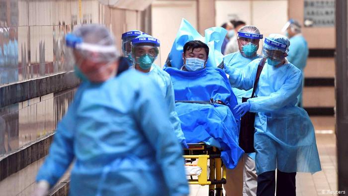 Число жертв коронавируса в Китае превысло 2,5 тысяч человек