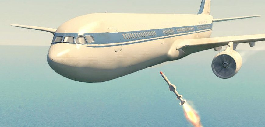 Мишустин разрешил сбивать нарушившие российскую границу гражданские самолеты
