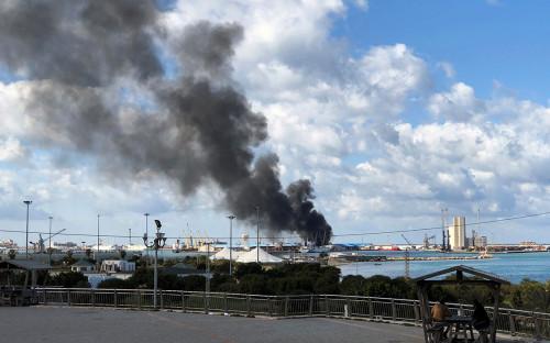 Ливийское правительство приостановило переговоры с ЛНА из-за обстрела Триполи