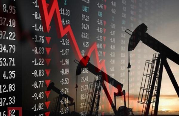 Цены на нефть и биржевые индексы падают из-за распространения коронавируса