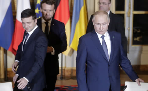 На Украине ответили на слова Путина о «растаскивании» Украины и России