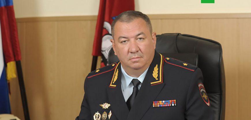 Начальник полиции Москвы Сергей Плахих подал рапорт об отставке
