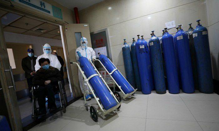 Новый тип коронавируса поражает в основном легкие человека