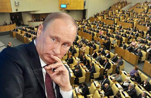 Президенту хотят дать право распускать Госдуму, если она не утвердит треть кабмина