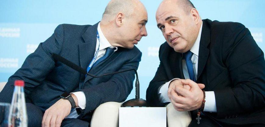 Силуанов признал дефицит бюджета и необходимость задействовать ФНБ