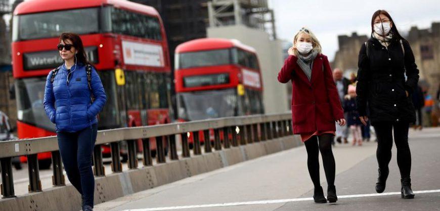 Fitch снизило долгосрочные рейтинги Великобритании из-за коронавируса