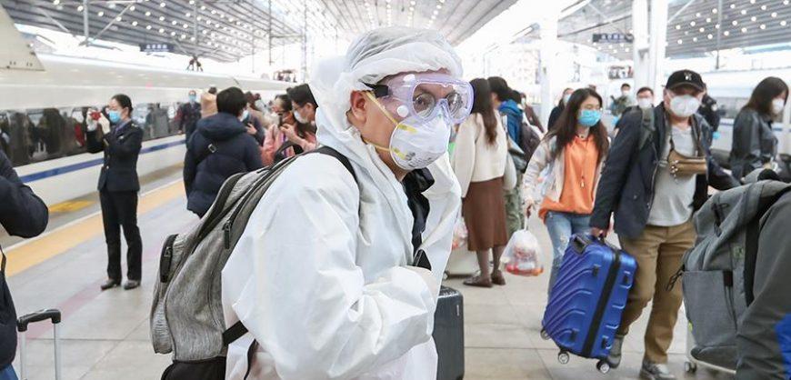 Китай объявил об остановке распространения коронавируса в стране
