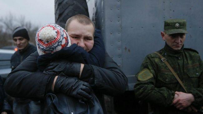 Украина передала список для нового обмена пленными в Донбассе