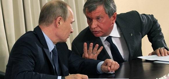 «Роснефть» продала все свои активы в Венесуэле правительству РФ