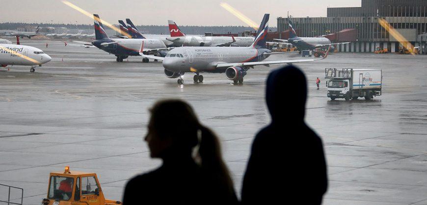 Россия прекращает авиаперелеты в другие страны и обратно