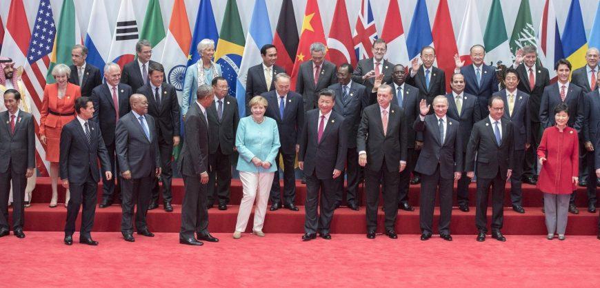 G20 впервые в истории проводит виртуальный саммит в закрытом режиме