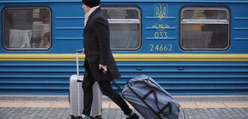 РЖД отменила поезда в Украину, Модавию и Латвию из-за коронавируса