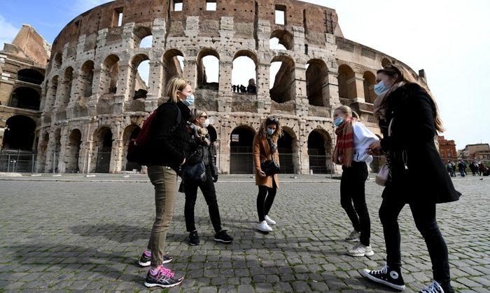 Заразившихся коронавирусом в Италии стало больше, чем в Китае