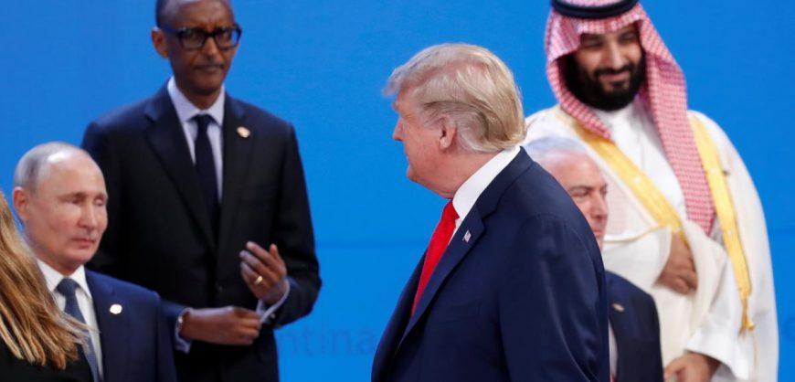 Трамп может присоединиться к переговорам России и Саудовской Аравии по нефти
