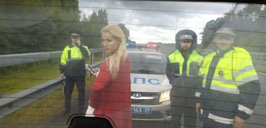Врача Анастасию Васильеву задержали при доставке средств защиты от коронавируса