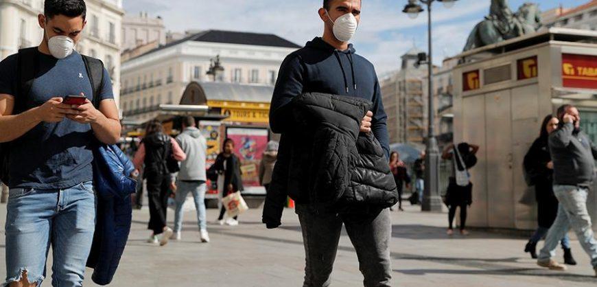 Число заразившихся коронавирусом в Испании превысило 100 тысяч человек