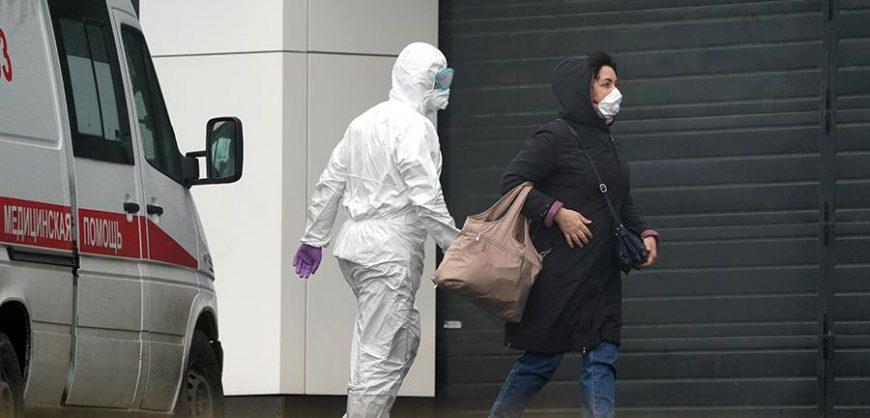 В России за сутки зафиксировано 582 новых случая заражения коронавирусом