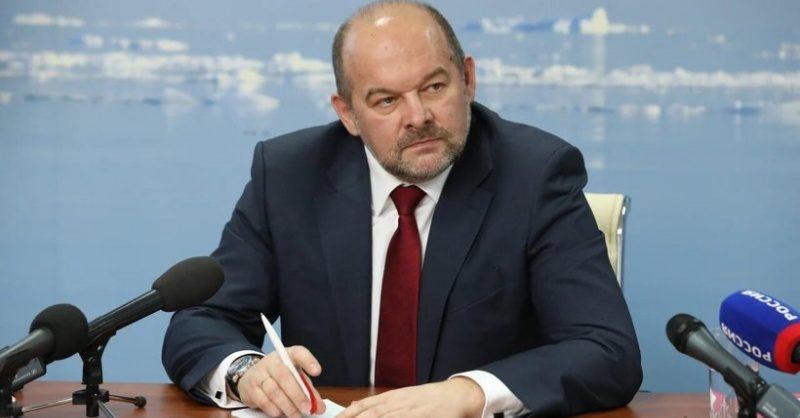 Губернатор Архангельской областиИгорь Орловобъявил об отставке