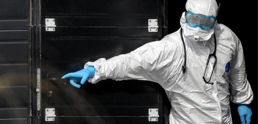 В России коронавирусом заразились уже почти 100 тысяч человек