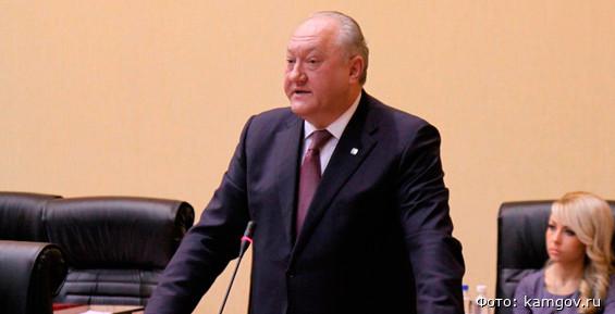 Губернатор Камчатского края подал в отставку