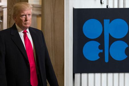 Трамп назвал ОПЕК незаконной структурой, несправедливо относящейся к США