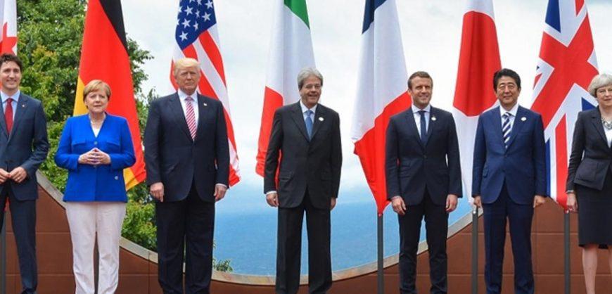 США перенесли саммит G7 на конец июня из-за коронавируса