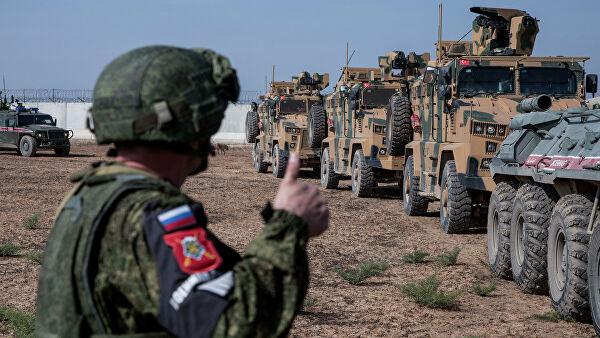 Стали известны зарплаты российских военных в Сирии