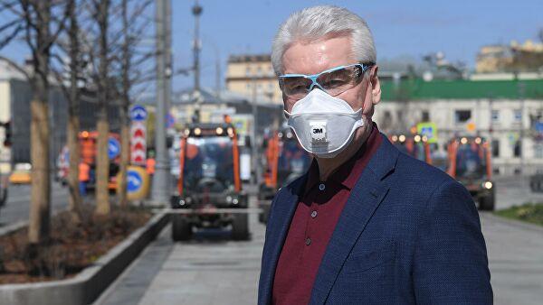 Власти Москвы продлили самоизоляцию и ужесточили масочный режим